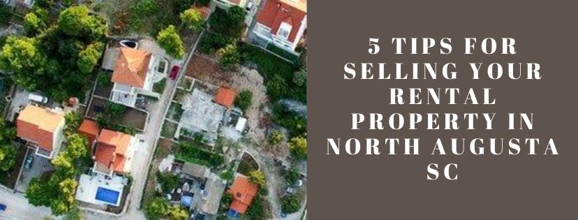 We buy properties in North Augusta SC