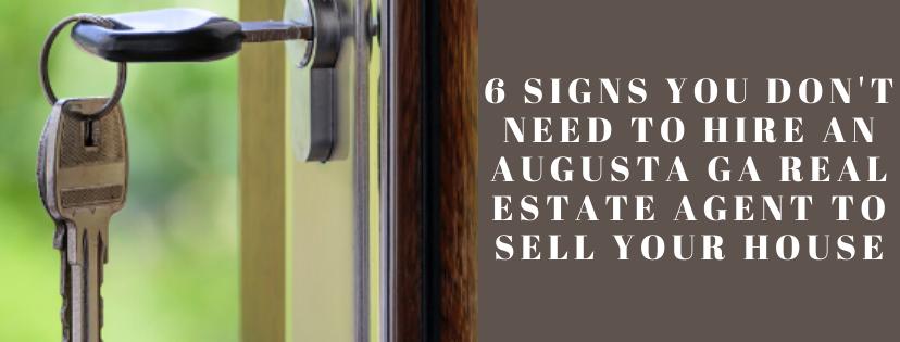 We buy properties in Augusta GA