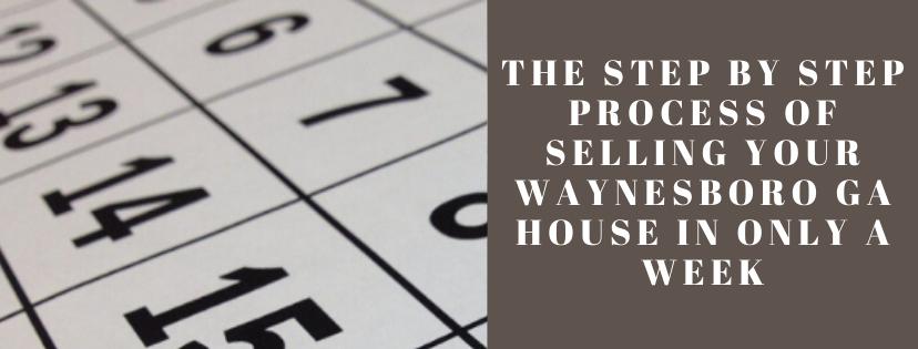 We buy properties in Waynesboro GA