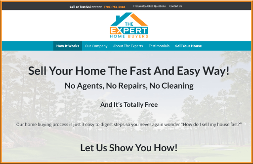 Sell My House Fast In North Augusta SC Cash