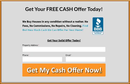 We Buy Houses In North Augusta SC Cash