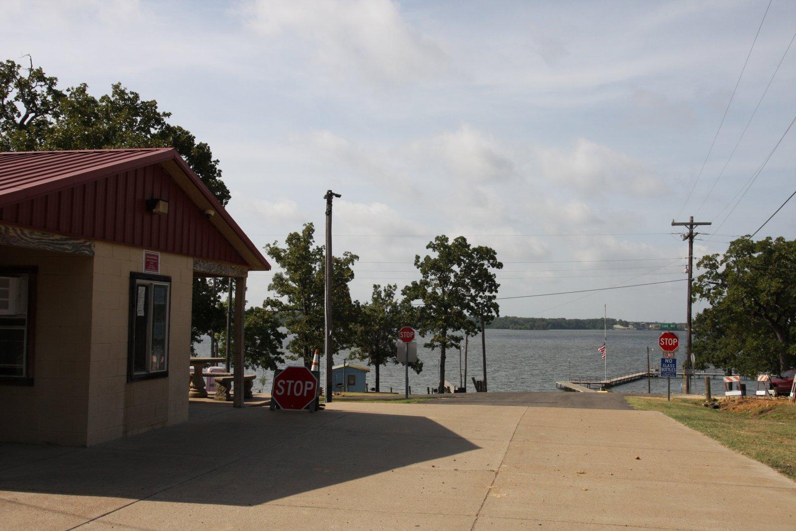 Log Cabin Estates Boat Launch