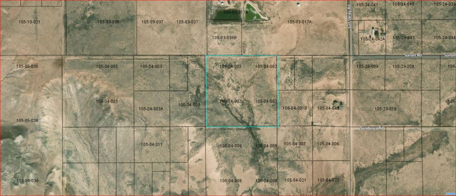 10 acres in Holbrook, Arizona
