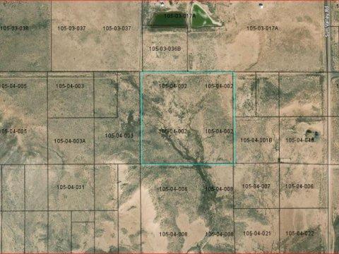 10 acres in Holbrook, Arizona