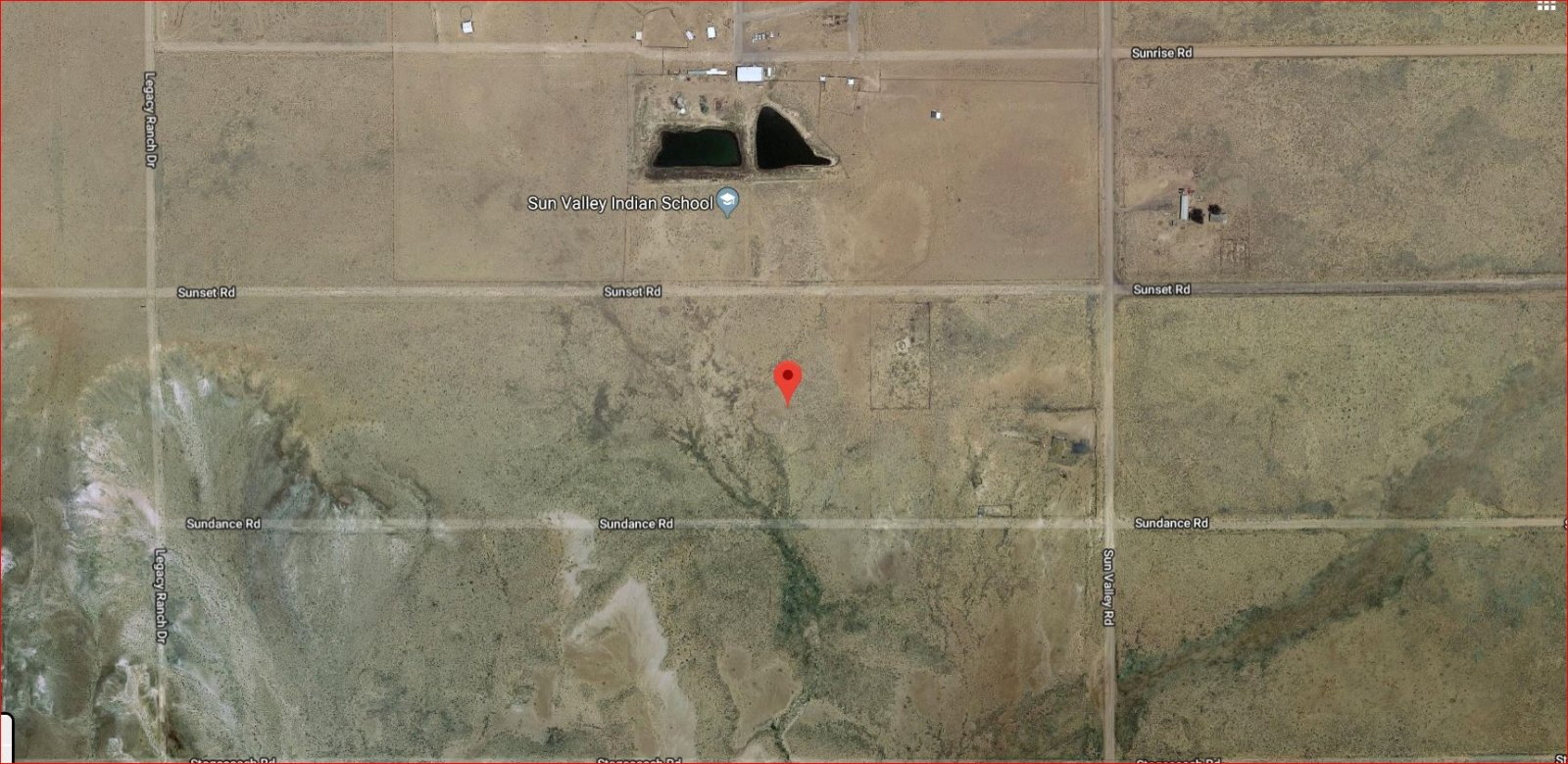 Rural land for sale in Arizona