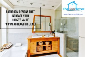 Bathroom Designs that Will Sell Your House Fast in Charlotte