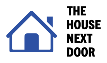 The House Next Door  logo