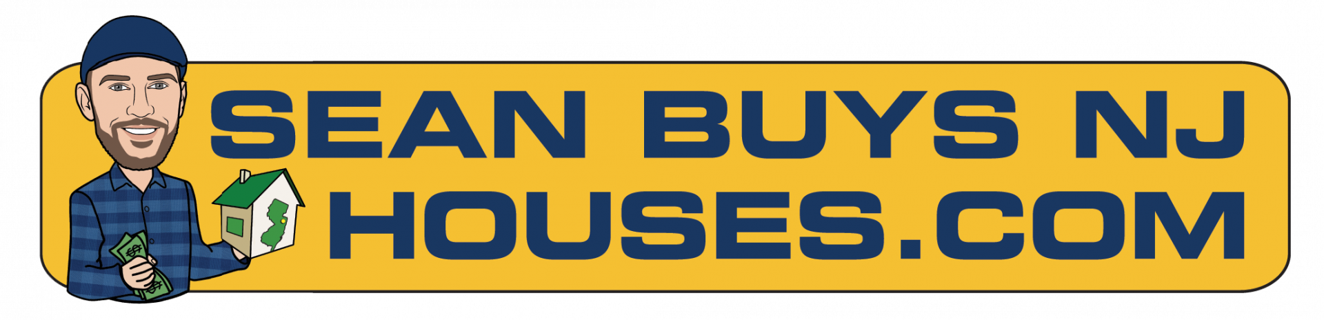 Sean Buys New Jersey Houses logo