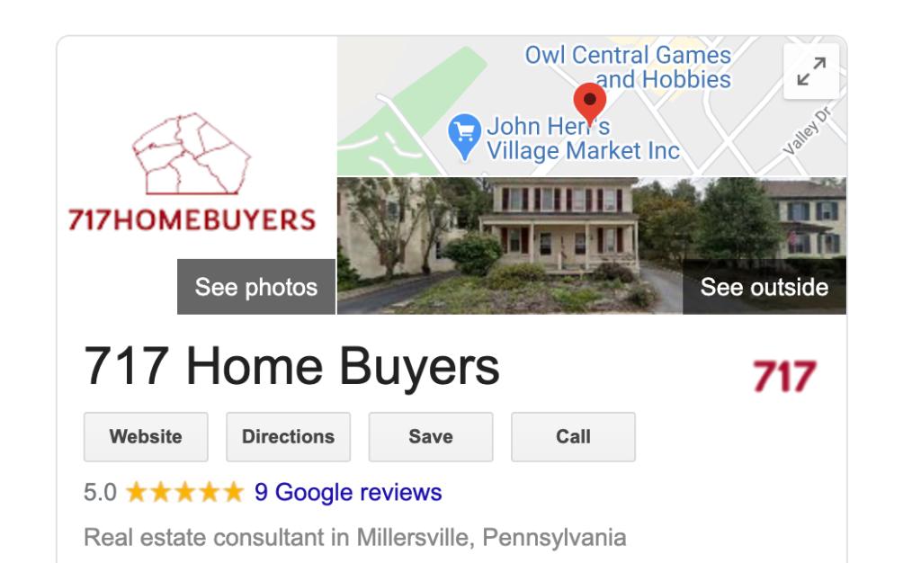 717 Google Reviews