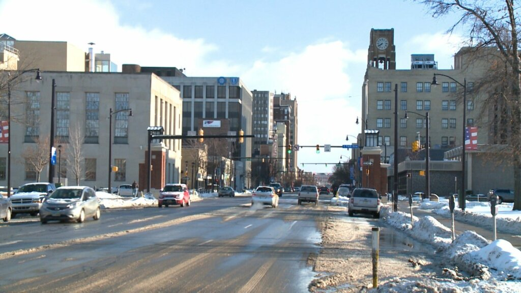 downtown Erie PA tax rates