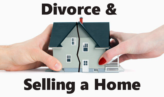 Selling Your House While Divorcing