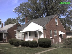 sell inherited house in detroit