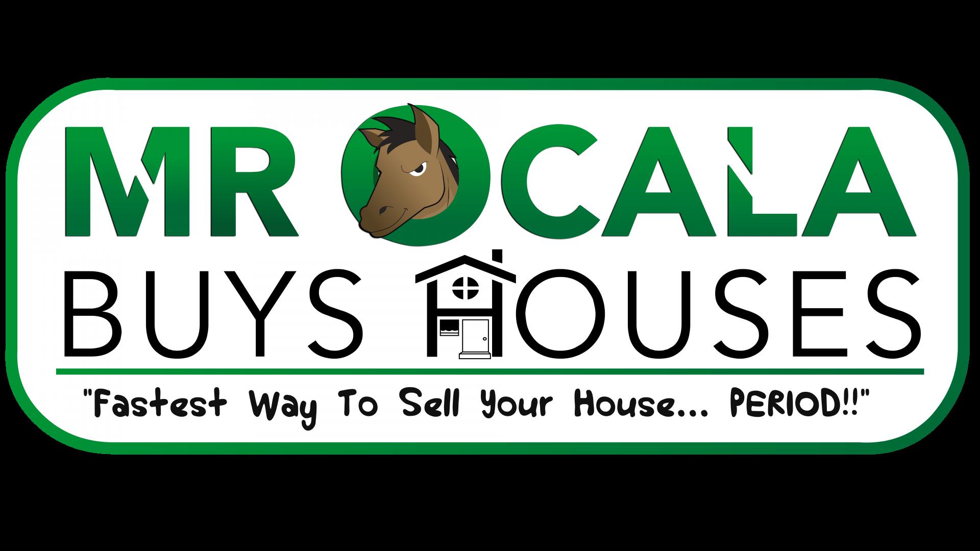 Mr Ocala Buys Houses logo