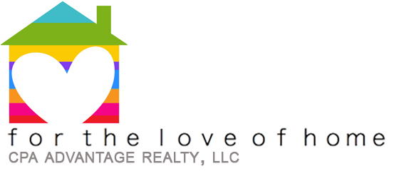 FOR THE LOVE OF HOME logo