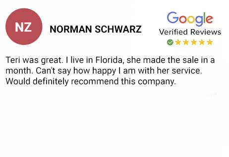 Sell My House Fast In Louisville, Kentucky-google-review-Norman-Schwarz