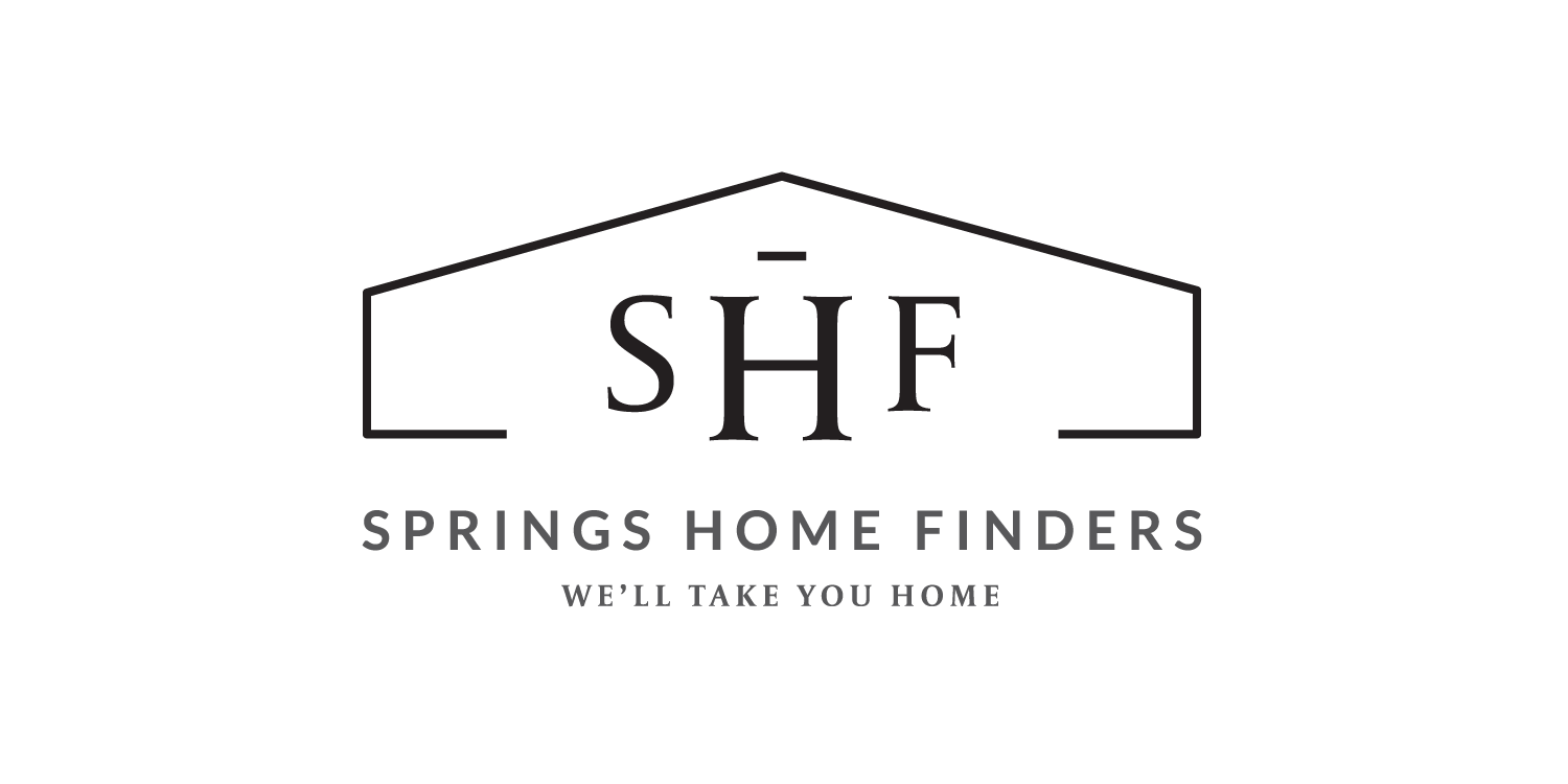 Springs Home Finders South Colorado Springs Homes  logo