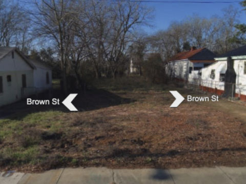 We Buy Houses! Vacant Lot near Downtown
