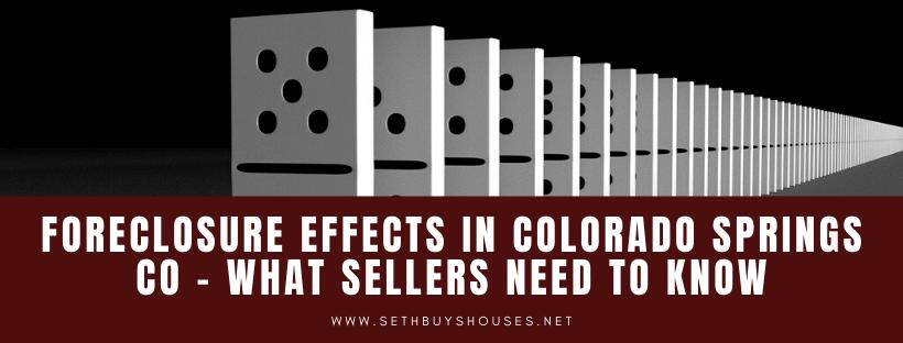 Sell My Properties in Colorado Springs CO
