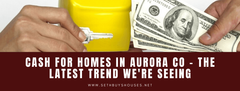Sell my property in Aurora CO