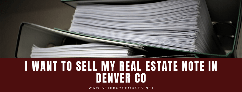 Sell my property in Denver CO