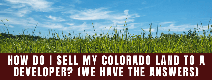 Sell My House In Colorado