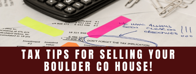 Sell My House In Boulder CO