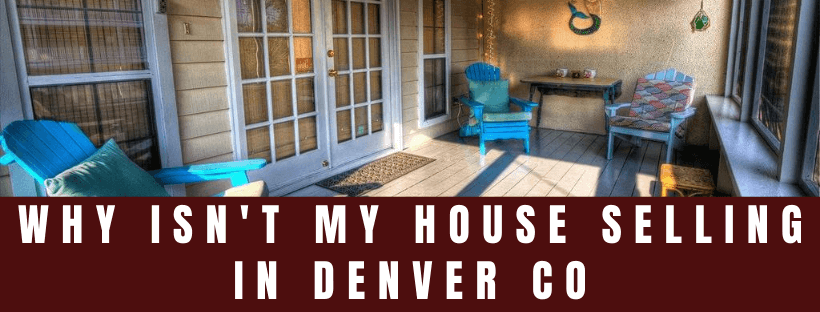 We buy houses in Denver CO