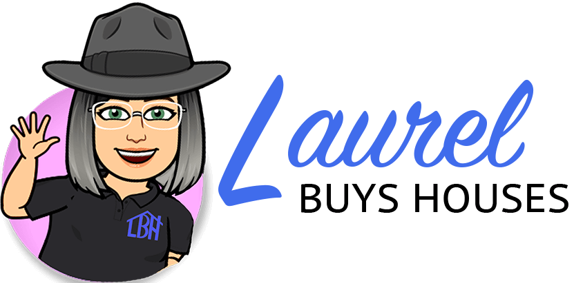 Laurel Buys Houses logo