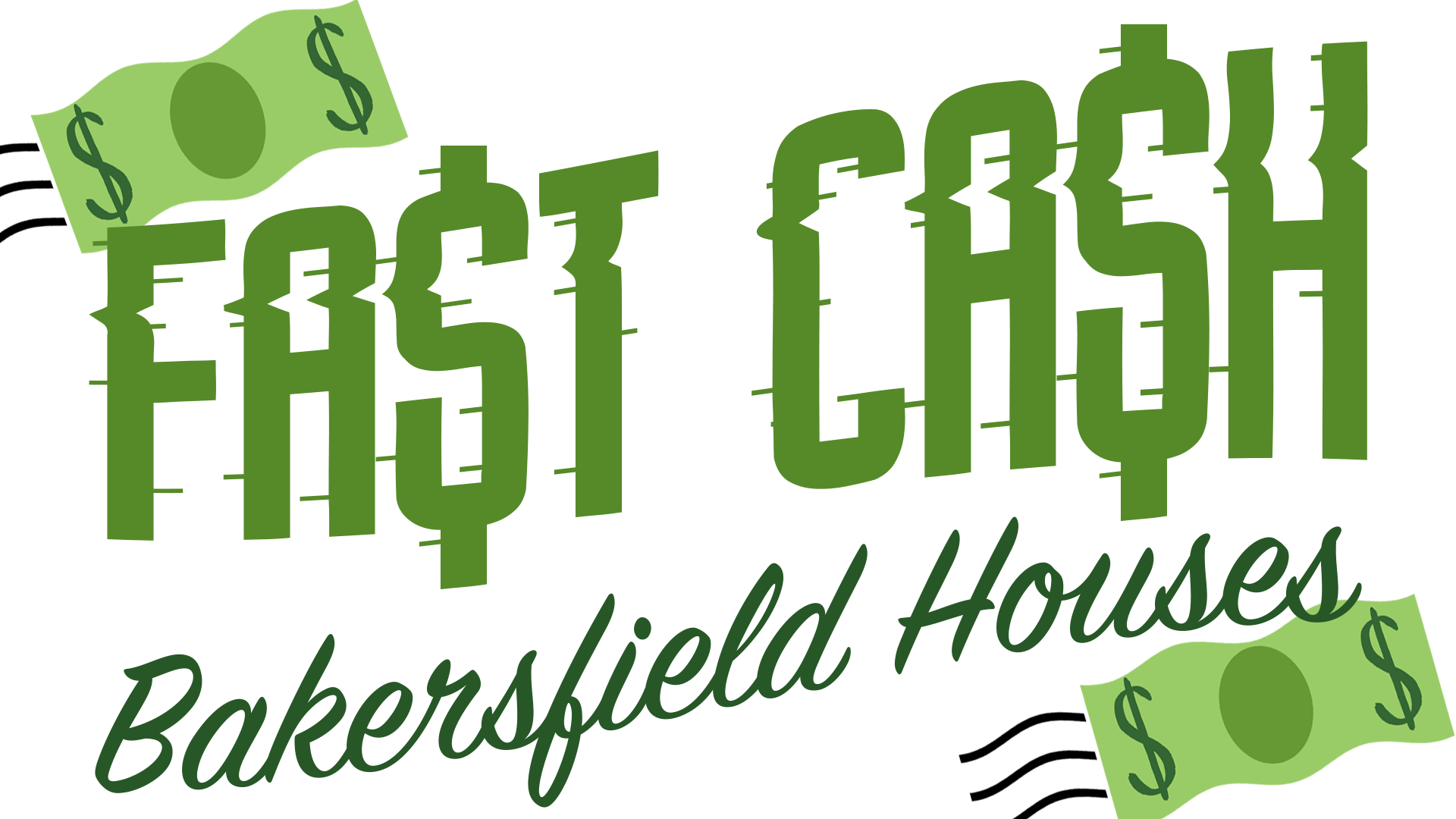 Fast Cash Bakersfield Houses logo