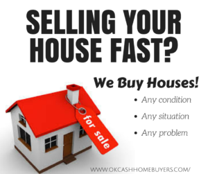Sell Your House Fast in Moore - OK Cash Home Buyers