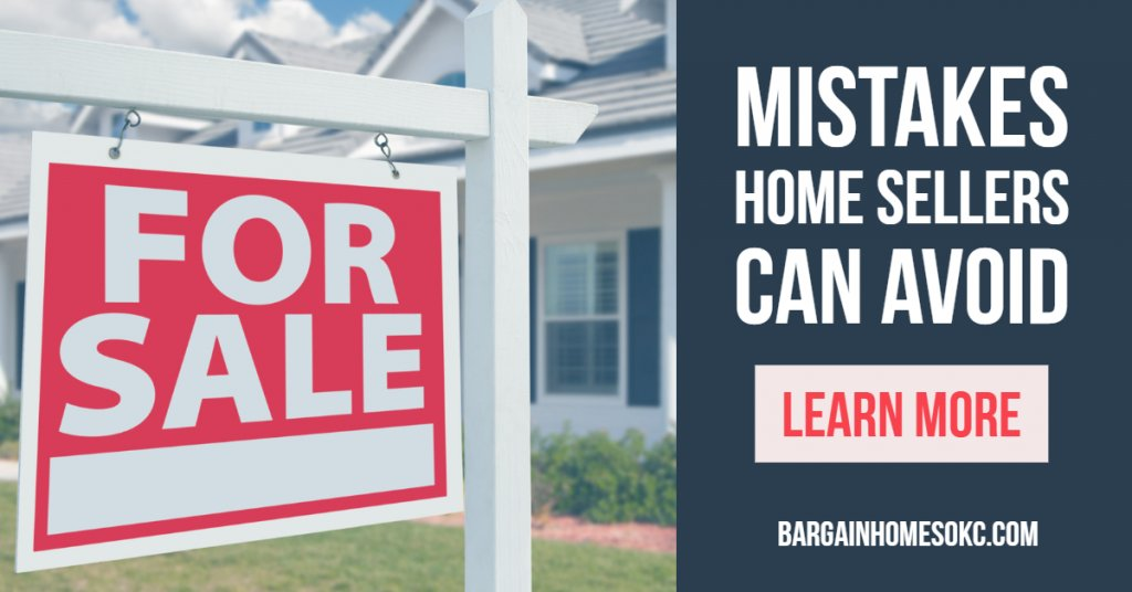 10 Mistakes Home Sellers Can Avoid