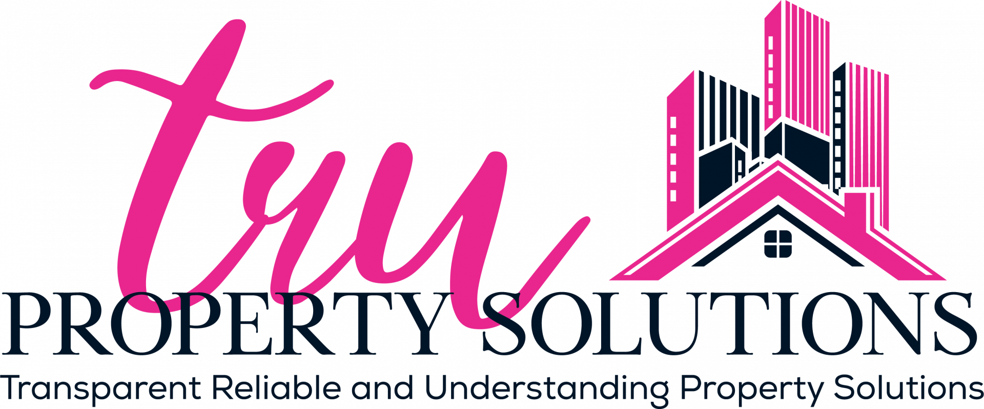 TRU Property Solutions  logo