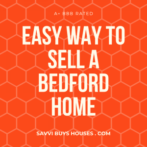 easy way to sell a bedford home