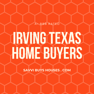 irving texas home buyers