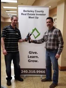 Berkeley County Investor Meetup