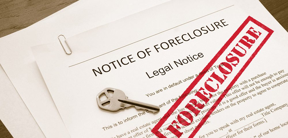 Key to avoid Foreclosure