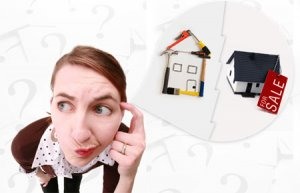 Thinking how to sell a property.