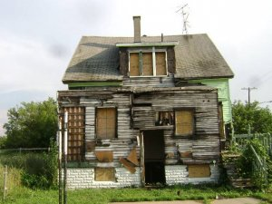 Ugly House that won't sell.