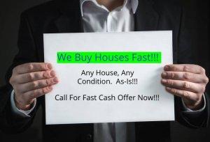 We buy houses in Tucson As-is
