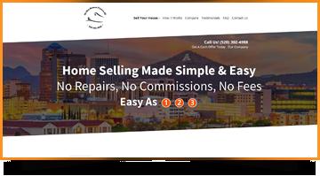 How We Buy Houses Tucson AZ Works