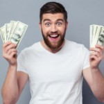Sell My House Fast In   white man holding cash