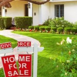 Sell Your House Quickly In A Divorce | divorce sign split