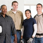 Make Sure Your Contractor is Insured | group of workers