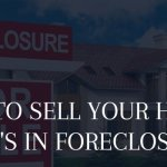 can I sell a house if it's in foreclosure