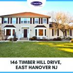 146 Timber Hill Drive East Hanover NJ