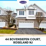 44 Bovensiepen Court Roseland NJ
