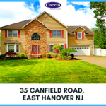 35 Canfield Road East Hanover NJ