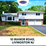 10 Manor Road, Livingston NJ