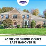 46 Silver Spring Court, East Hanover NJ