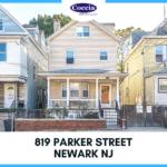 819 Parker Street Newark NJ